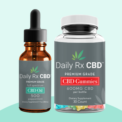 Daily Bundle - Helps With Pain Relief